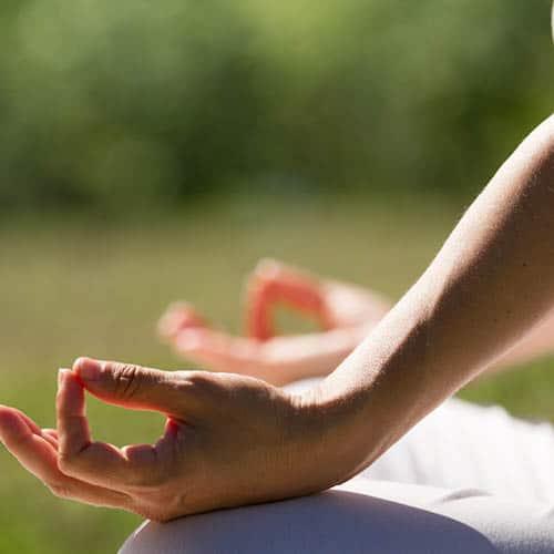 yoga nutrición
