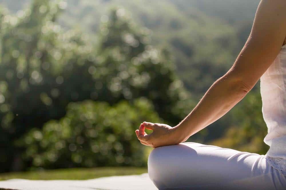 Ejercicio Kundalini Yoga