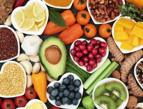 Alimentos ricos en antioxidantes contra el envejecimiento