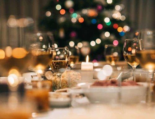 Menú saludable para tu cena de Navidad