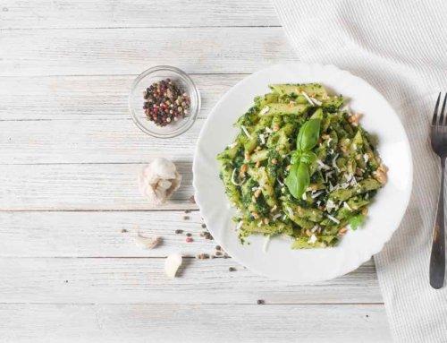2 salsas típicas italianas para incorporar en tus platos