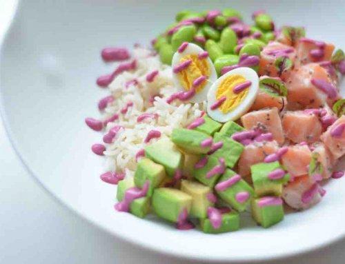 Poke bowl: plato rápido, sano y versátil
